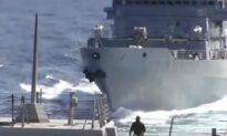 Russian Defense Ministry Denies Warship Aggressively Approached US Navy Ship