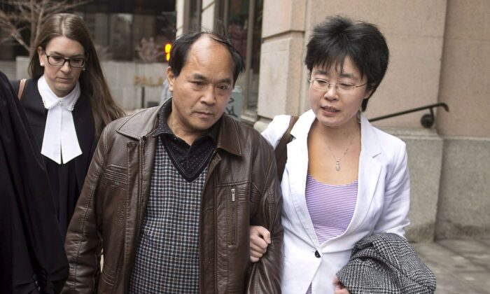 Daran Lin, father of Luka Magnotta's victim Jun Lin, leaves the courthouse in Montreal on March 12, 2013, after a preliminary hearing. There are many cases of teachers exercising poor professional judgment, such as the one where a teacher showed actual footage of Lin's murder. (The Canadian Press/Ryan Remiorz)