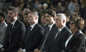 'All Canadians Stand With You': Trudeau Says Iran Crash Families Will Get Answers