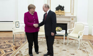 German and Russian Leaders Discuss Libyan Crisis and Prospects for Nord Stream 2 Pipeline