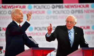 Kerry Defends Biden After Sanders Campaign Targets Former VP Over Iraq War Vote