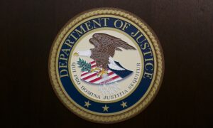 Justice Department Says Two Prosecutors Assigned to Review Ukraine-Related Materials