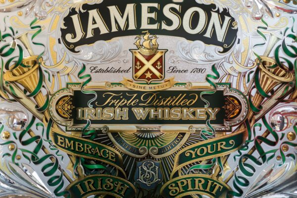 David Adrian Smith Jameson Whiskey