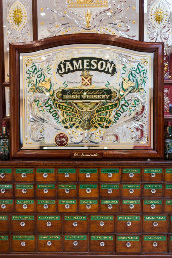 David Adrian Smith Jameson Whiskey