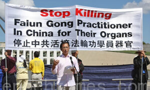 Labor Camp Survivor Recalls His Narrow Escape From Organ Harvesting in China