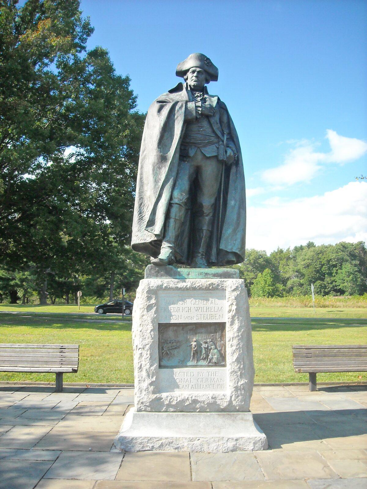 Valley_Forge_Baron_von_Steuben_Statue