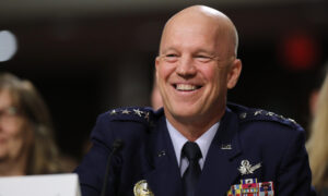 Gen. John Raymond Sworn in as First Space Force Chief