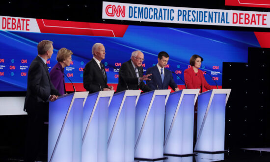 Democratic Candidates Say They Wouldn't Let Iran Get a Nuclear Weapon