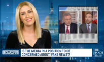 Is the News Media in a Position to Be Concerned About 'Fake News'?