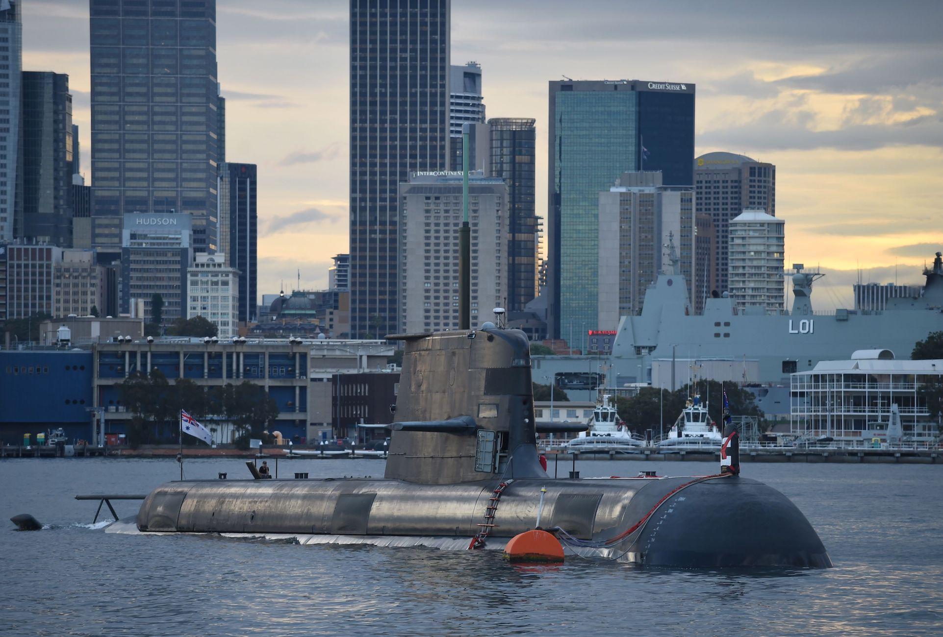 australia submarine