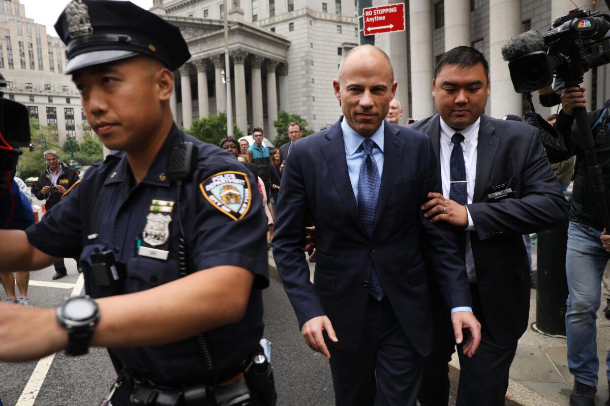 Michael-Avenatti,Crime-New-York-City