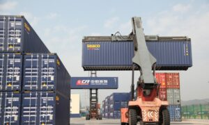 European Firms Get 'Crumbs' From China's 'One Belt, One Road': Business Group