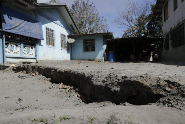 Phillippines Taal volcano 2