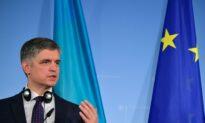 Ukraine Foreign Minister: 'I Don't Trust' Lev Parnas