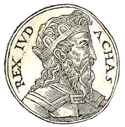 King Ahaz