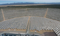 Trump Administration Approves Huge Solar Project in California