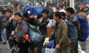 China's Rural Migrants Are Paid One-Third of What Urbanites Make