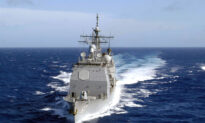 US Warship Transits Taiwan Strait Less Than a Week After Election