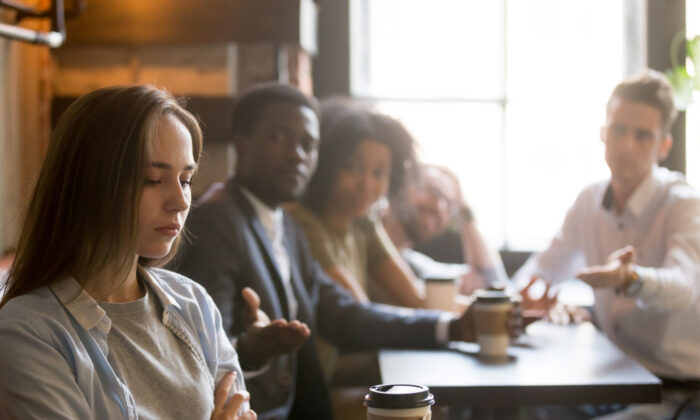 While people tend to start off in one of the roles (victim, persecutor, or rescuer), the roles shift during dramatic conflicts, and we may find ourselves in any of them.  (Shutterstock)