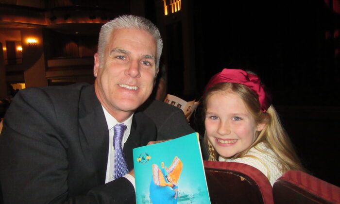 A CEO and His Fourth-Grade Daughter Bond Over Shen Yun