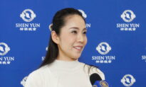 Japanese Dancer Marvels at Classical Chinese Dance in Shen Yun
