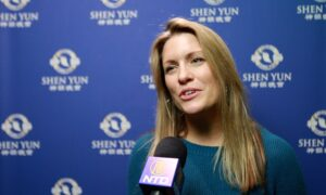 London Audience 'Swept Up' in 'Mesmerizing' Shen Yun Performance