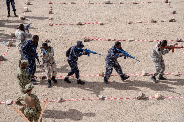 Africom Djibouti