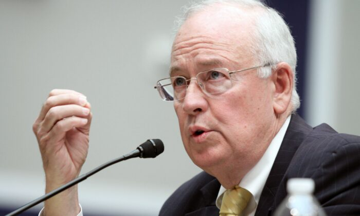 Former Independent Counsel Ken Starr in this May 8, 2014, file photo. (Win McNamee/Getty Images)