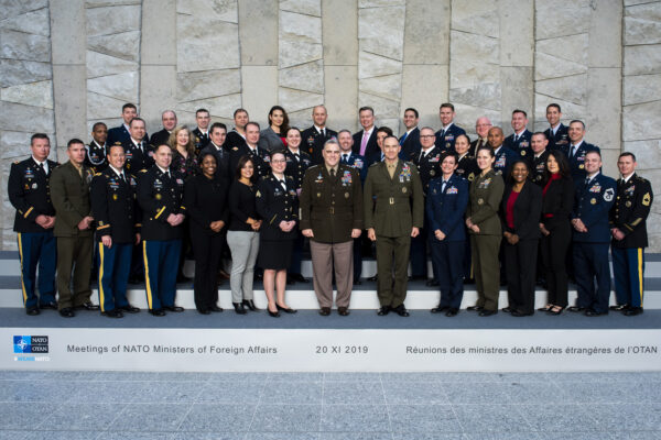 Mark Milley NATO meeting