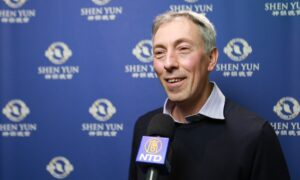 Londoner: Seeing the Inner Values We All Have Is the Best Part of Shen Yun