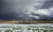 Golf Ball-Sized Hailstones Pelt Australia's Capital in Major Storm