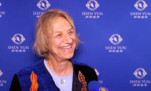 Musician Sheds Tears of Joy Over Shen Yun's Soulful Sound
