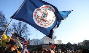 Photos: Thousands Attend Pro-Gun Rights Demonstration in Virginia