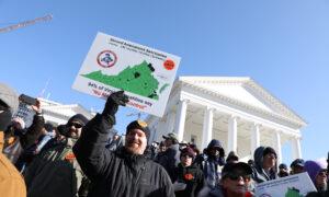 Virginia Senate Blocks Governor Northam's Gun Control Bill
