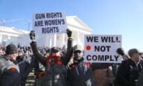 Virginia Gun Rally Ends With One Arrest, Peaceful Demonstrations