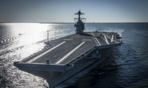 Navy Needs 'Distributed' Fleet, Says Acting Secretary—Hints At Fewer Carriers