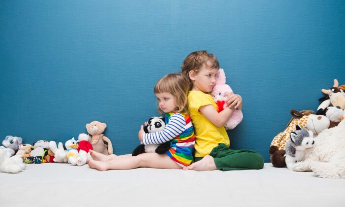 Children need important lessons in reciprocity, researchers found after an experiment tested children's inclinations towards revenge and returning favors. (Ulza/Shutterstock)