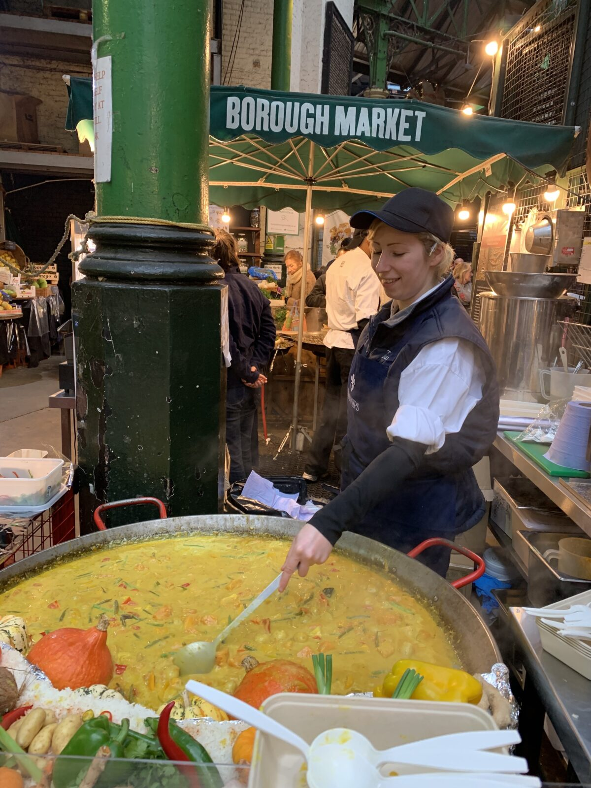3-Market Curry