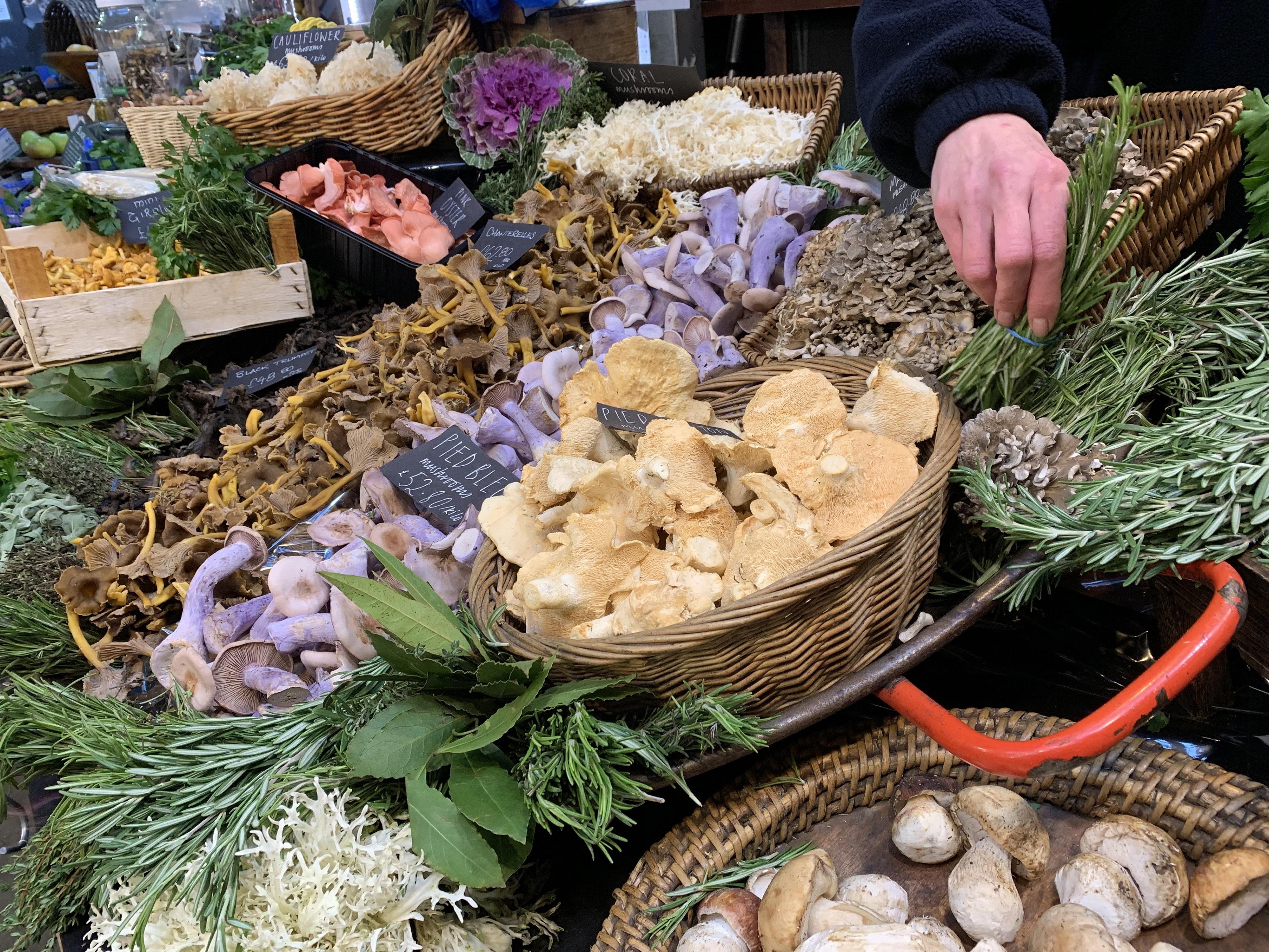4-Mushrooms