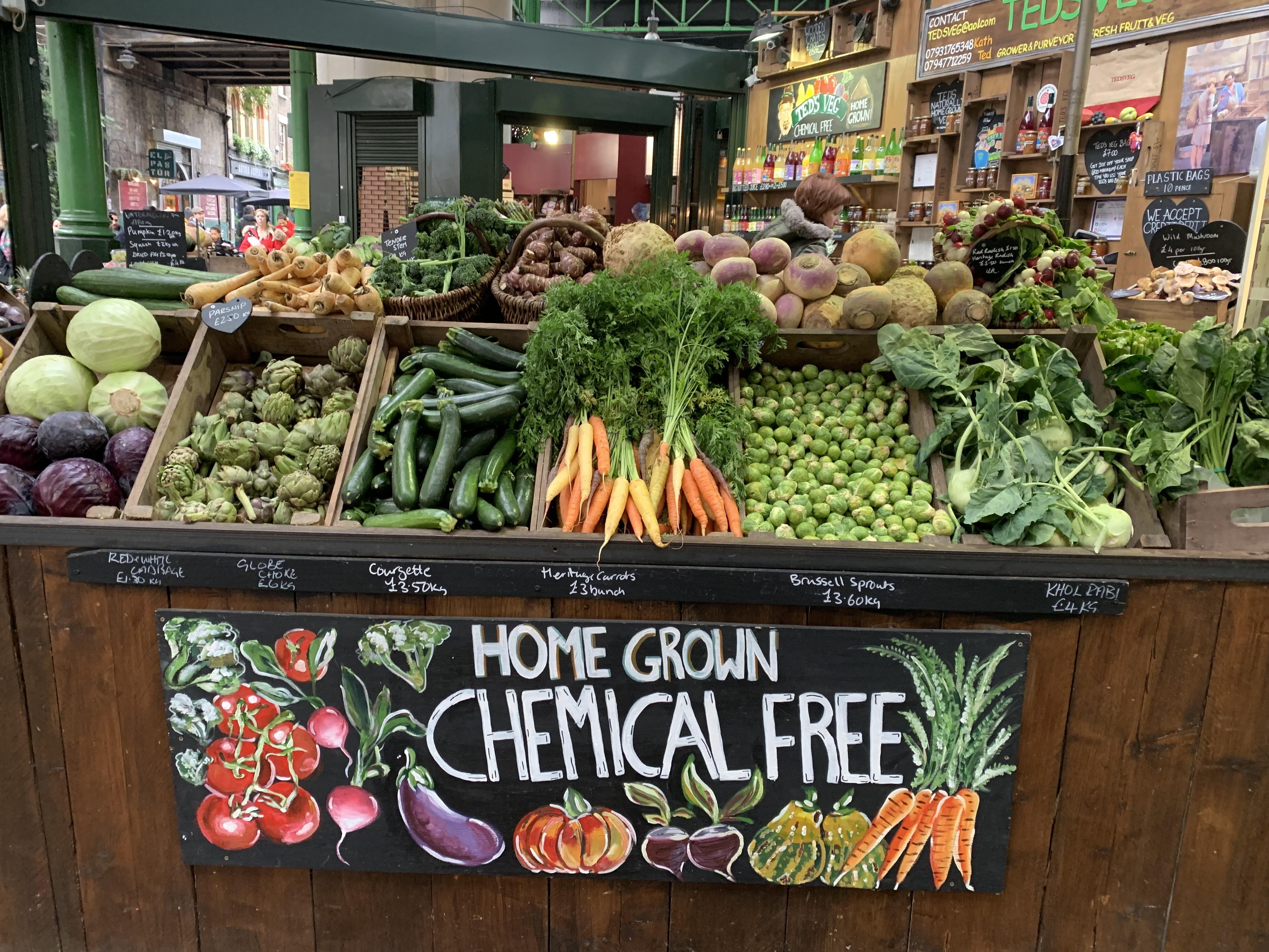 8- Market Veggies