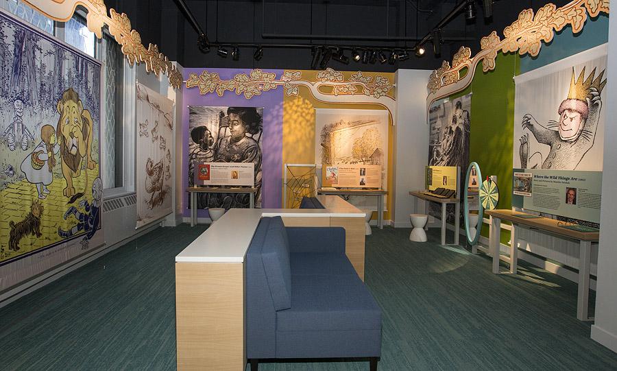 Children's Literature Gallery