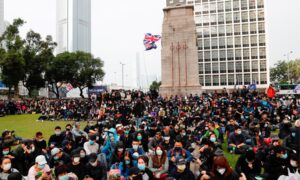Hong Kong Protesters Decry Police Inaction 6 Months After Brutal Mob Attack