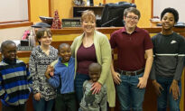 'I Need Them': Single Mom Who Grew Up in Foster Care Officially Adopts 6 Kids of Her Own