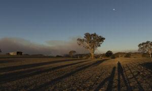 Rain Fills Water Tanks in Drought-Hit QLD