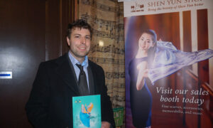 Musician Says Shen Yun Shows 'There's More to Life' Than the Visible