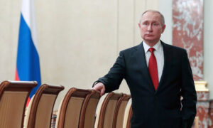 Vladimir Putin Seeks Power, Confronts Protests