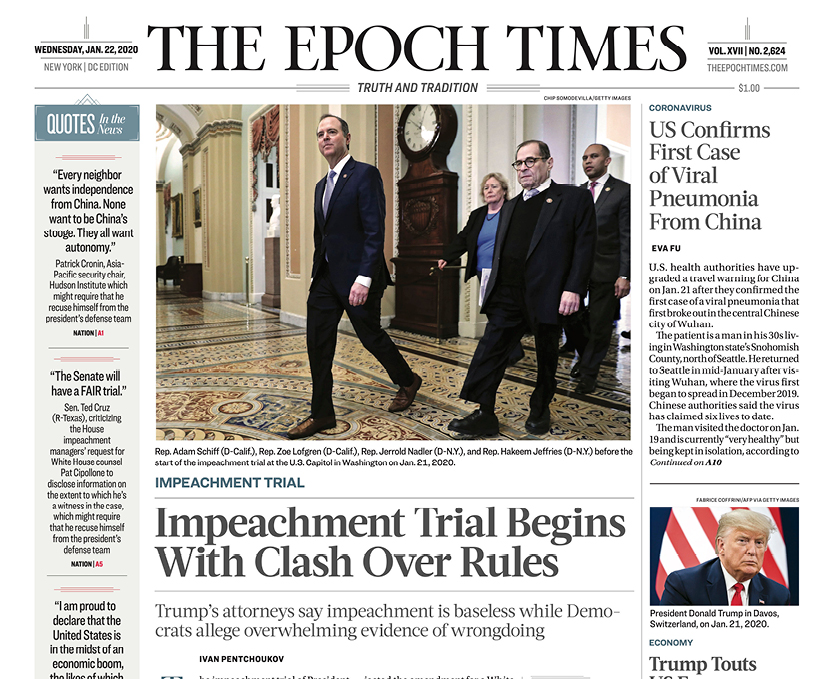 Latest Front Page