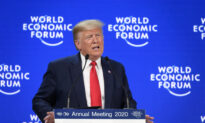 Trump Speaks at Davos to the American People