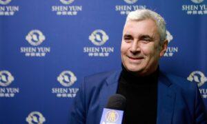 Shen Yun's 'Magic Element' Impresses Renowned Magicians