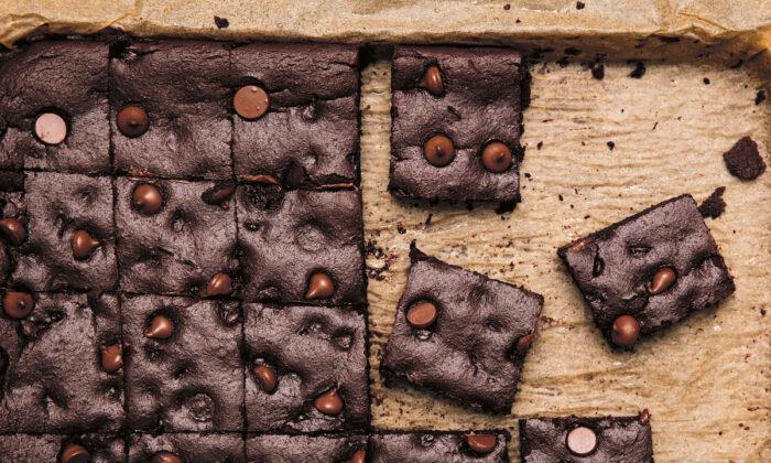 Double chocolate brownies. (Erin Scott)